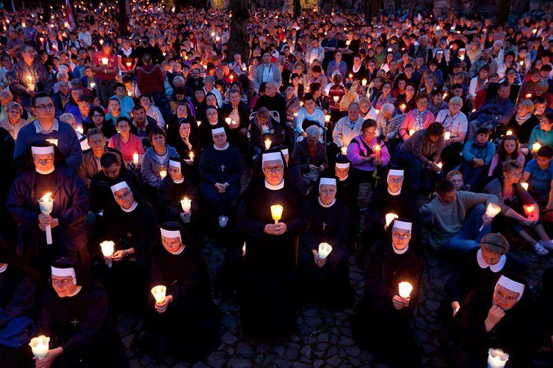 Grota Lurdzka - Uroczystość Podwyższenia Krzyża Świętego